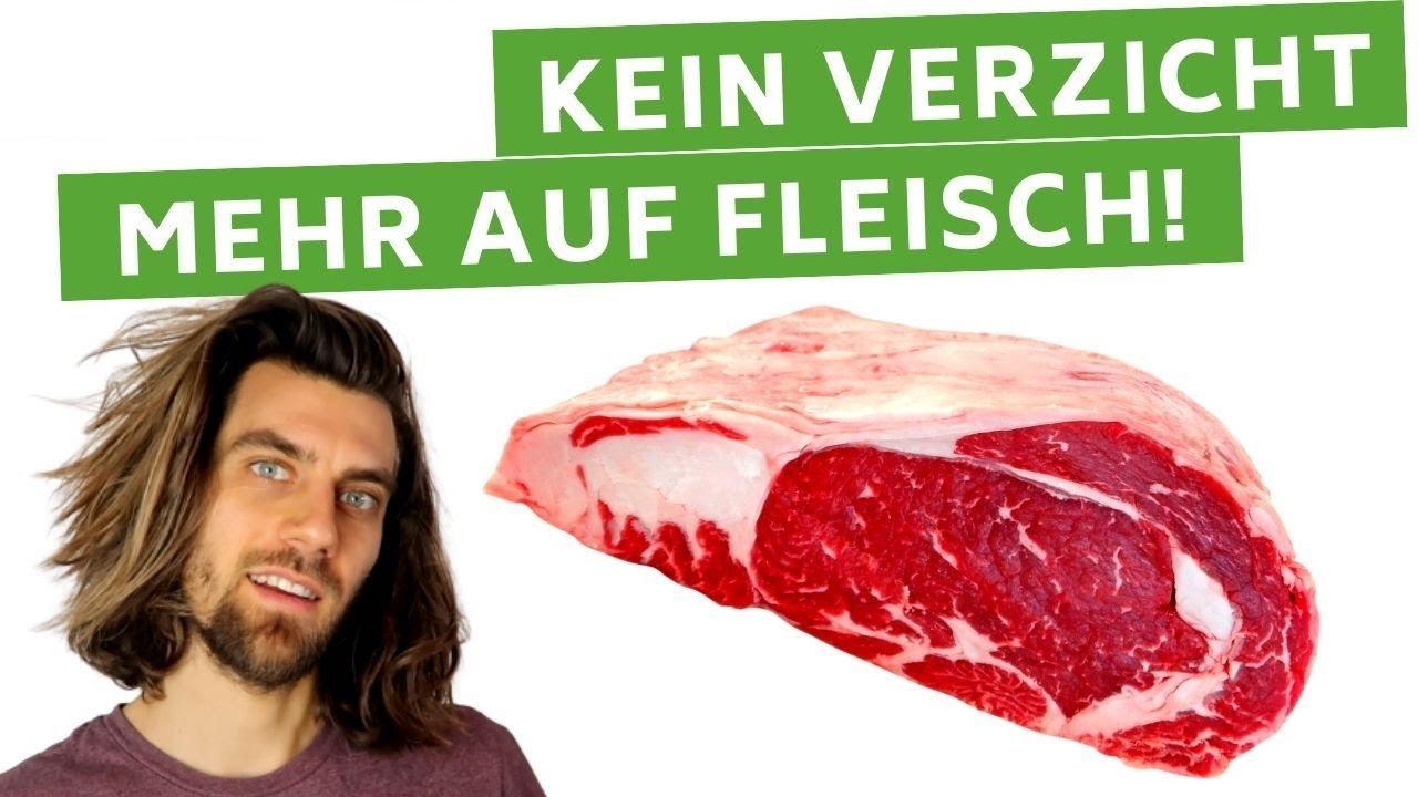 Warum ich NICHT mehr auf Fleisch & Gekochtes verzichte! - Nach 10 Jahren vegetarisch