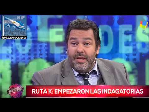 El abogado de Lázaro Báez destrozó a todo el panel de INTRATABLES incluido a su conductor.