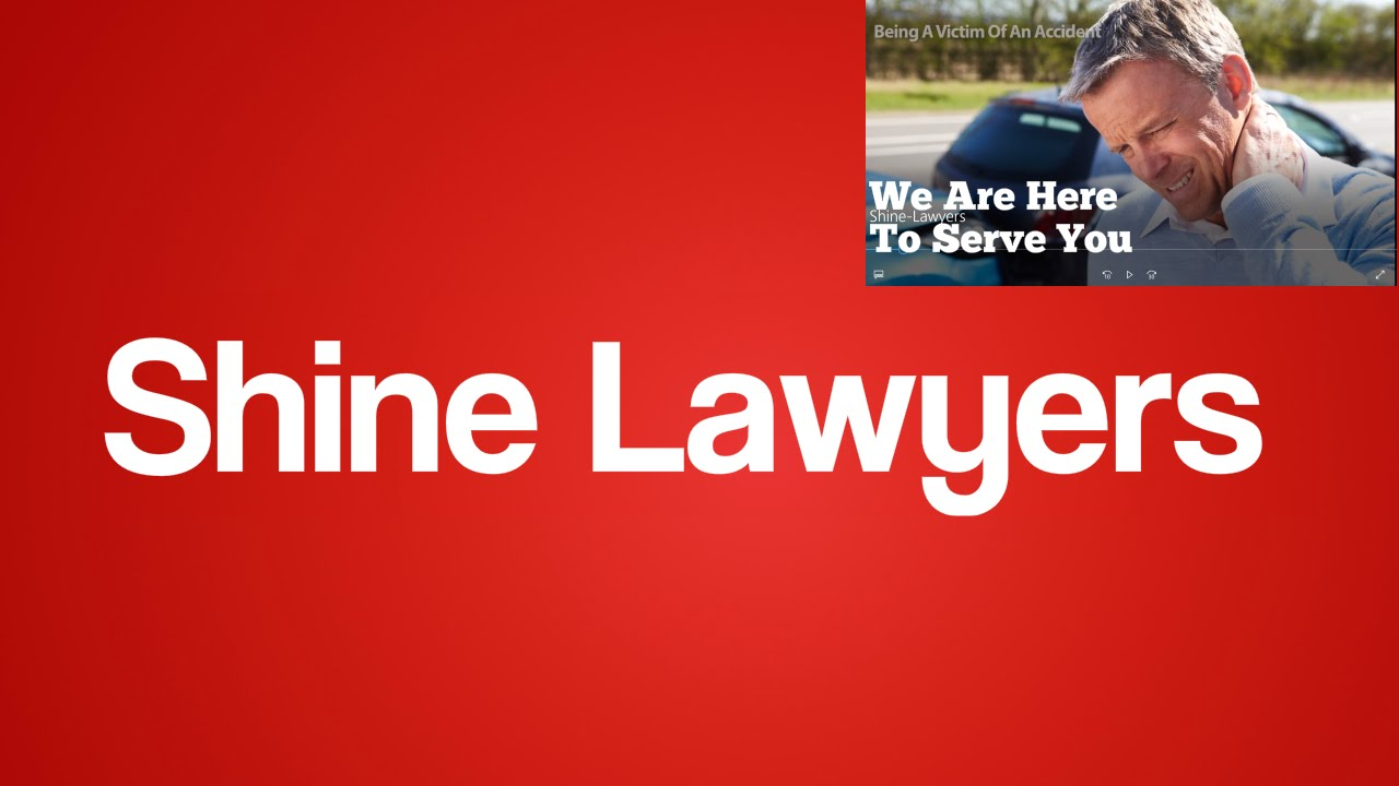 Shine Lawyers | Personal Injury Lawyers Brisbane