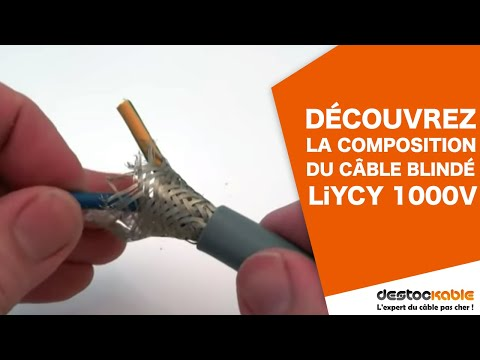 c ble lectrique blind liycy 1000 volts youtube. Black Bedroom Furniture Sets. Home Design Ideas