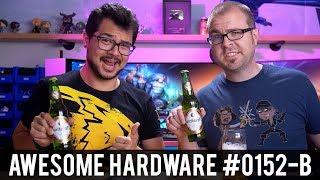 Awesome Hardware #0152-B: Nvidia's Sketchy NDA, Next-Gen GeForce Prototype, 8TB NVMe SSD!