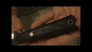 knifemaking: Kephart knife - my way
