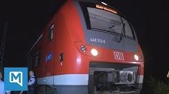 Axt-Attacke in Regionalzug bei Würzburg - Täter hatte handgemalte IS-Flagge