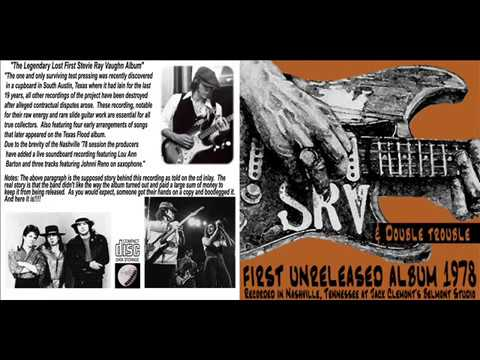 Stevie Ray Vaughan - Unreleased Album (1978) Bootleg