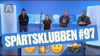 Spårtsklubben #97: Musikk-quiz og mislykket prank