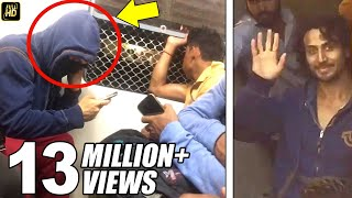 Tiger Shroff Travels In Mumbai Local Train Without Being Noticed For Munna Michael Shoot In Vasai