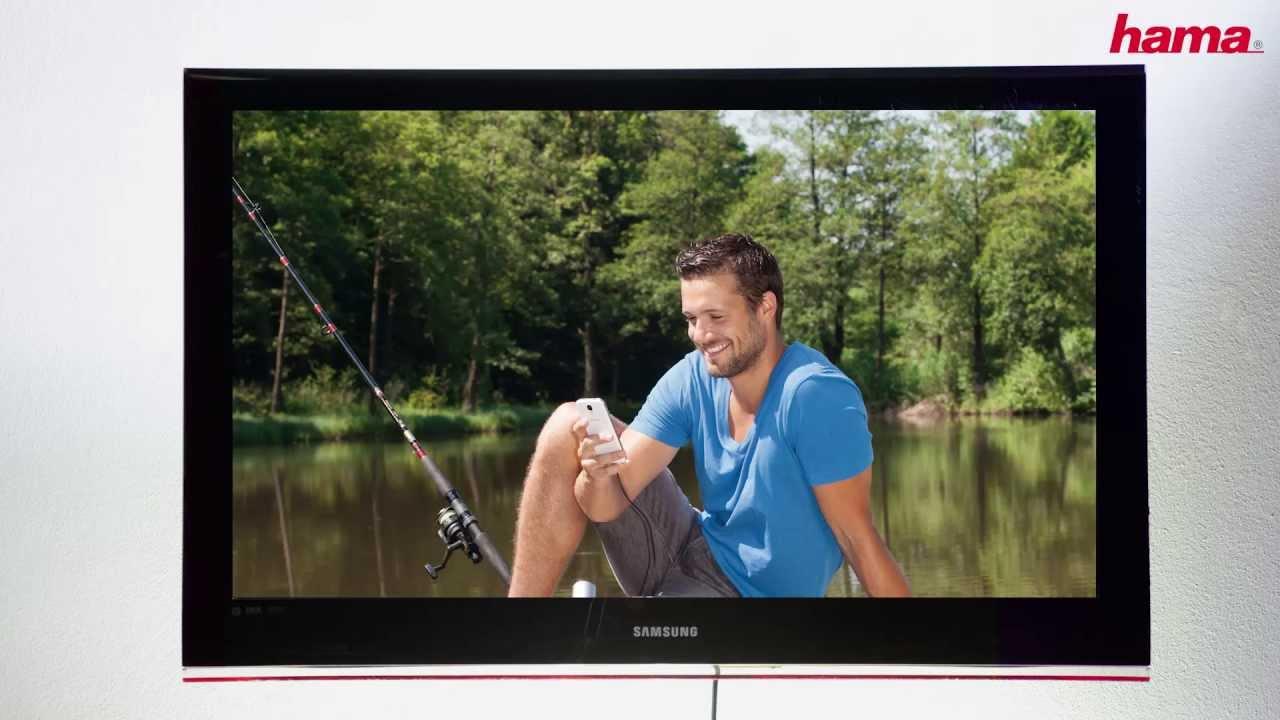 hama fullmotion tv wall bracket - Sanus Full Motion Tv Wandhalterung