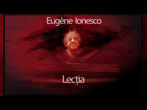 Eugene Ionesco - Lectia from YouTube · Duration:  53 minutes 43 seconds