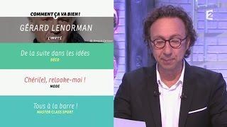 [INTÉGRALE] Rediffusion 19/10/2015 Comment ça va bien ! P2 GERARD LENORMAN #CCVB