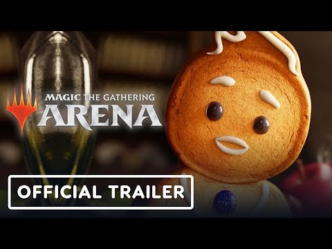 Magic: The Gathering Arena - Throne of Eldraine Official Cinematic Trailer