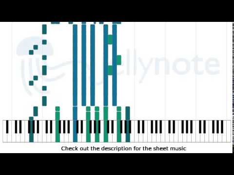 Space Oddity - David Bowie [Piano Sheet Music] - YouTube