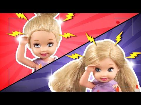 Barbie - Twin Telepathy Challenge | Ep.205