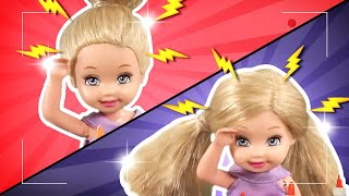 Barbie - Twin Telepathy Challenge | Ep.205