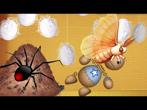 All Insects vs The Buddy | Kick The Buddy