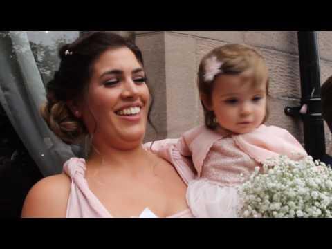 Ellingham Hall Wedding | Videography