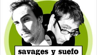 Savages Y Suefo - Rabbi's groove