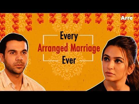 Every Arranged Marriage Ever ft. Rajkummar Rao & Kriti Kharbanda | Shaadi Mein Zaroor Aana