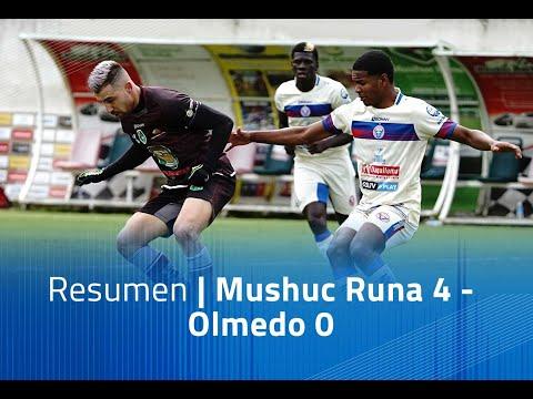 Mushuc Runa Olmedo Goals And Highlights