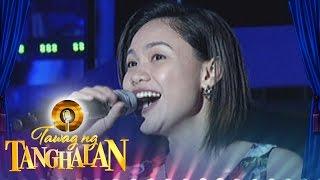 Tawag ng Tanghalan: Diana Marie Albano | Where Do Broken Hearts Go