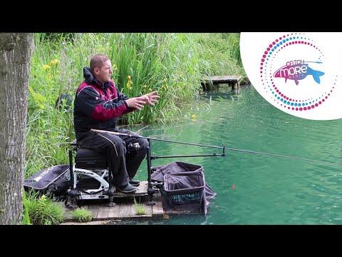 Dave Roberts Pellet Waggler Fishing