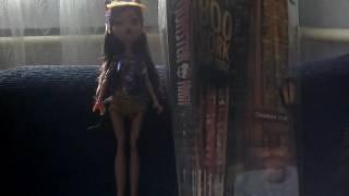 Обзор на куклу клодин из серии буерк буерк