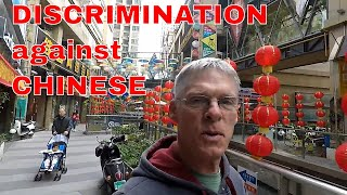 Governments around the world have been discriminating against Chine...