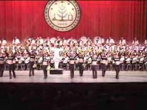 WMU BMB '07 Miller Show - Fanfare & Fight Song