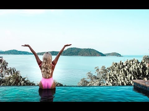 BEST HOTEL in Phuket Thailand *LUXURY RESORT VLOG*
