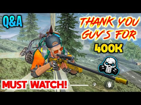 400000 Subscribers Special Q&A In Funny Style 😂 FOR MY ALL SUBSCRIBERS    MUST WATCH!