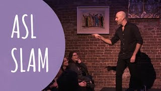 ASL SLAM: Poetry Slam In Sign Language