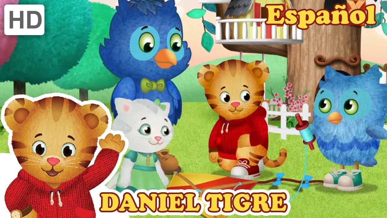 Daniel Tigre en Español - Cómo Hacer Felices a los Niños ...