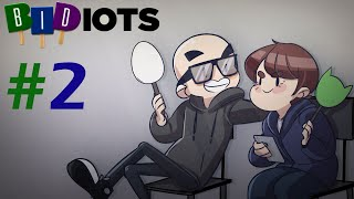 Bidiots with Northernlion [Episode 2] I love this game!