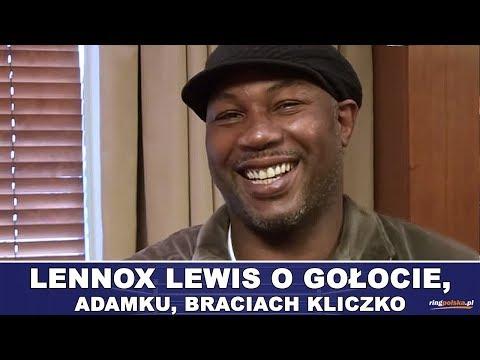 Lennox Lewis - wywiad dla ringpolska.pl (Warszawa, 16.09.2011)