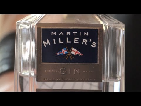 Martin Miller's Gin - Behind the Label - Small Screen