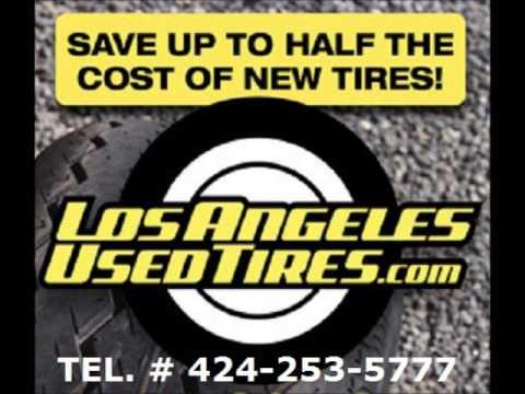 Used tires in Los Angeles, Orange County, San Diego, Inland Empire, San Diego, California