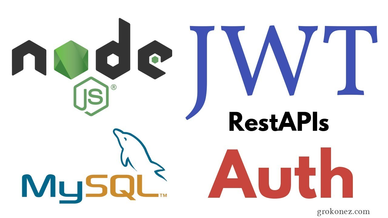 Node js JWT Authentication – Node js/Express RestAPIs + Sequelize + MySQL