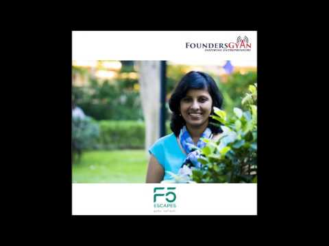 FoundersGyan Episode 14 - How F5Escapes makes travel for women safer in India!