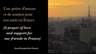 A Prayer for Peace, for the People of France