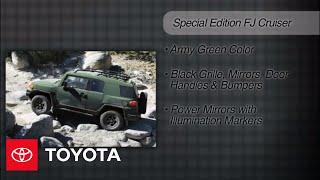 Toyota FJ Cruiser 2012 Videos