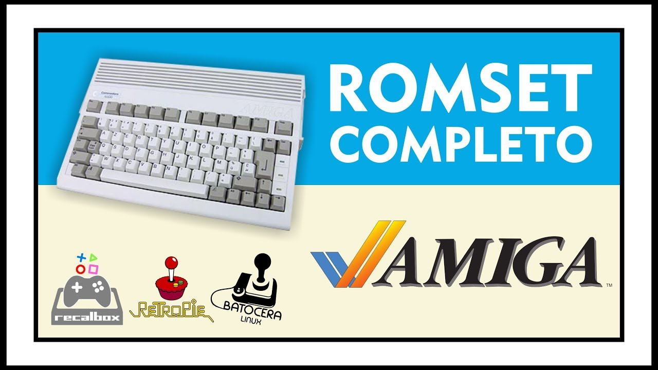Retropie amiga games download | RetroPie  2019-07-14