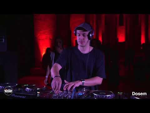 Dosem Boiler Room x Indigo Raw Girona DJ Set