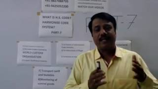 Export Import Training Part 7  What Is H S Code