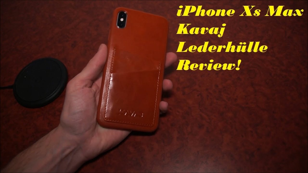kavaj iphone xs case