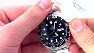 Часы Orient AA02004B - видео обзор от PresidentWatches.Ru