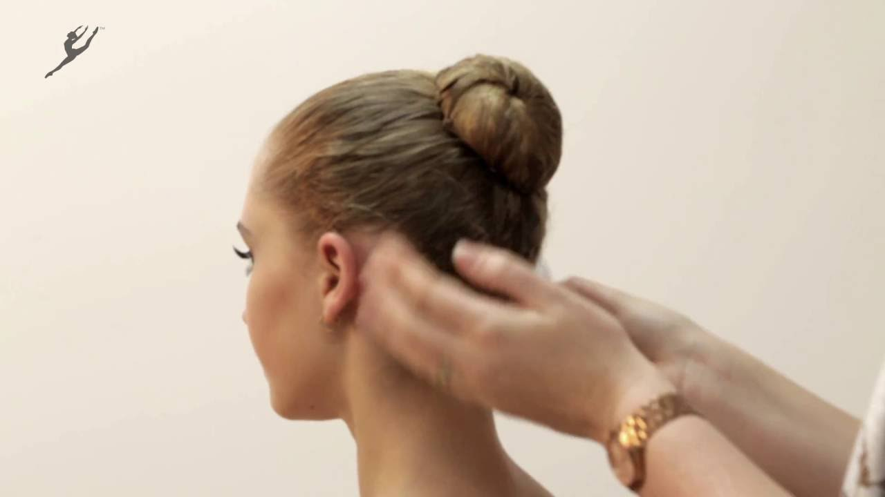 Energetiks How To Guide Making A Ballet Bun YouTube