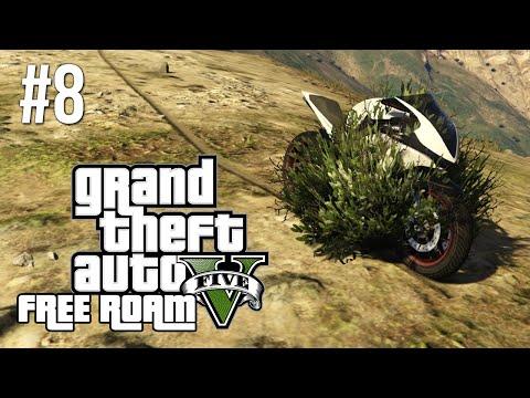 BUSH BIKE | GTA V Free Roam (#8)