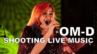 5 Tips On Live Music Shooting With Olympus OM-D