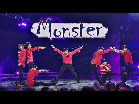 엑소(EXO)를 놀라게 한 태국 대표팀의 필살기는? ′Monster′♬ 스테이지 K(STAGE K) 9회