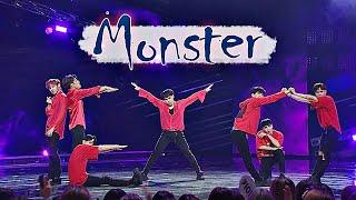 엑소exo를 놀라게 한 태국 대표팀의 필살기는 Monster 스테이지 Kstage K 9회 MP3
