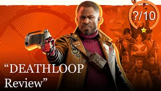 DEATHLOOP Review [PS5 & PC] (Video Game Video Review)